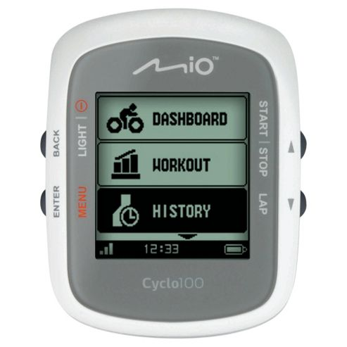 Navman Mio Cyclo 100 GPS Bicycle Computer