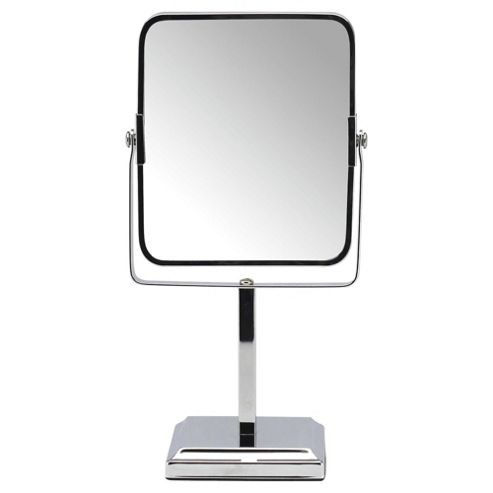 free standing shaving mirrors american hwy. Black Bedroom Furniture Sets. Home Design Ideas