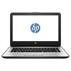 "HP 14"" 14-an009na E2 Quadcore 4GB 500GB Silver Laptop"