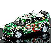Scalextric Slot Car C3523 Mini Countryman Wrc