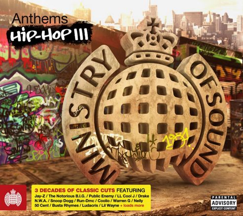 Ministry Of Sound: Anthems Hip Hop 3 (3CD)