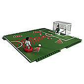 Character Building Sports Stars Penalty Shoot Out with 2 Figure- Assortment – Colours & Styles May Vary