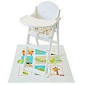 Fisher Price Splash Mat (Animal of the Rainforest)