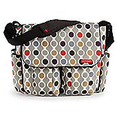 Skip Hop Dash Deluxe Edition Changing Bag Wave Dot