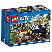 LEGO City ATV Patrol 60065