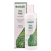 HealthAid Tea Tree Hand & Body Lotion 250ml