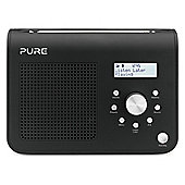 Pure One Classic SII DAB/FM Radio Black