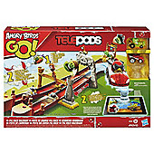 Angry Birds Go Pig Rock Raceway