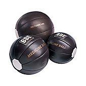 BBE 4kg Leather Medicine Ball
