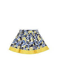 Mothercare Newborn's Floral Printed Skirt Size 12-18 months