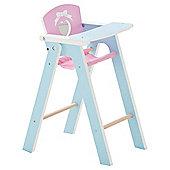 Emmi Wooden High Chair