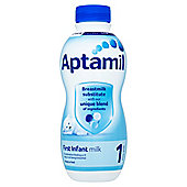 Aptamil Ready to Feed First Infant Milk From Birth - 1 Litre