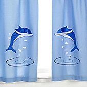 Dolphin Curtains 72s