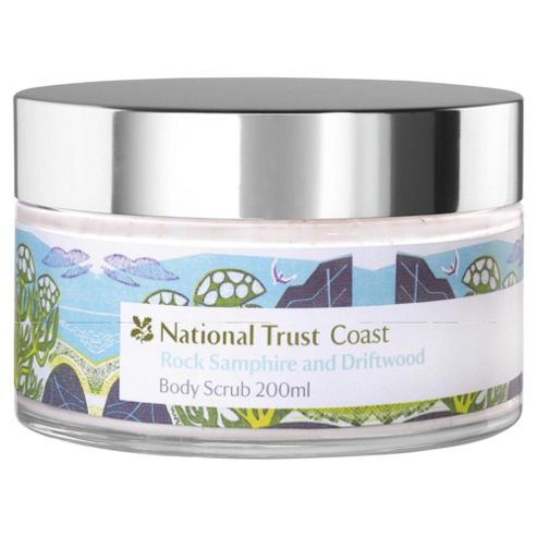 National Trust Coast Body Scrub