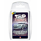 Top Trumps - Concept Cars