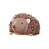 Linea Hedgehog Doorstop In Brown