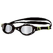 Speedo Futura Junior Green/Smoke Goggles