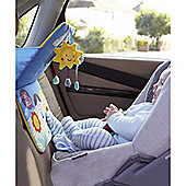 East Coast Baby Sensory Say Hello Car Activity Centre