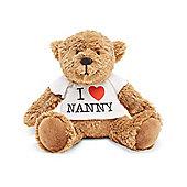B Gifts I Love Nanny Bear