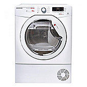 Hoover DMHD1013A2 Condenser Tumble Dyer, 10kg Load, A++ Energy Rating, White