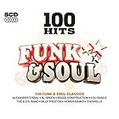 100 Hits - Funk & Soul (5CD)