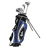 Confidence Power Ii Mens Right Hand Golf Clubs Set + Bag