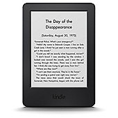 "Kindle Touchscreen, 6"" eReader, 4GB, WiFi - Black (2014)"