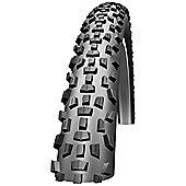 Schwalbe Marathon Plus MTB Performance Rigid SmartGuard Compound Tyre in Black - 26 x 1.75