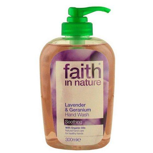 Lavender & Geranium