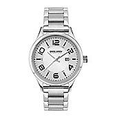 Jorg Gray Ladies Watch JGS2571B Steel Strap Silver Dial