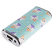 My Doodles Cancer research UK Power Bank, Unicorn