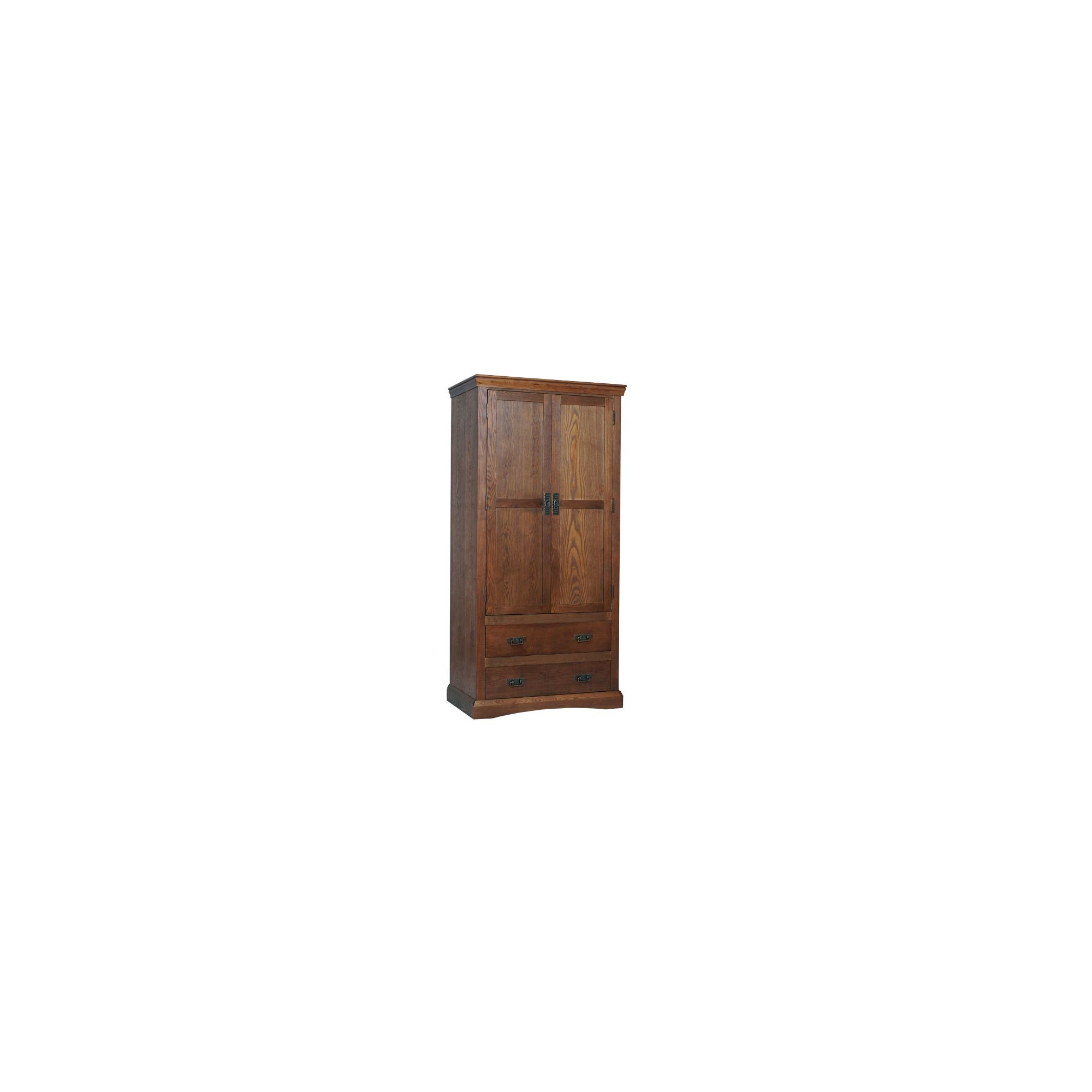 Home Essence Paris 2 Door 2 Drawer Wardrobe at Tesco Direct