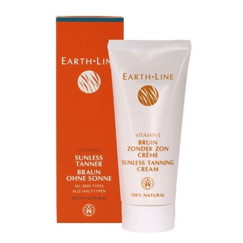 Earth Line Sunless Tanner (100ml Cream)