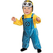 Child Toddler Minion Dave Costume Toddler