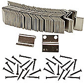 Scalextric C8232 R207 Track Fixing Clips Kit