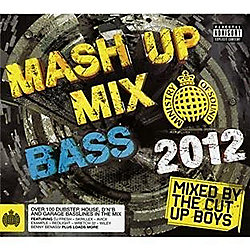 Ministry Of Sound: Mash Up Mix Bass 2012 (2CD)