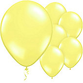 Zesty Lemon Balloons - 11' Latex Balloon (50pk)