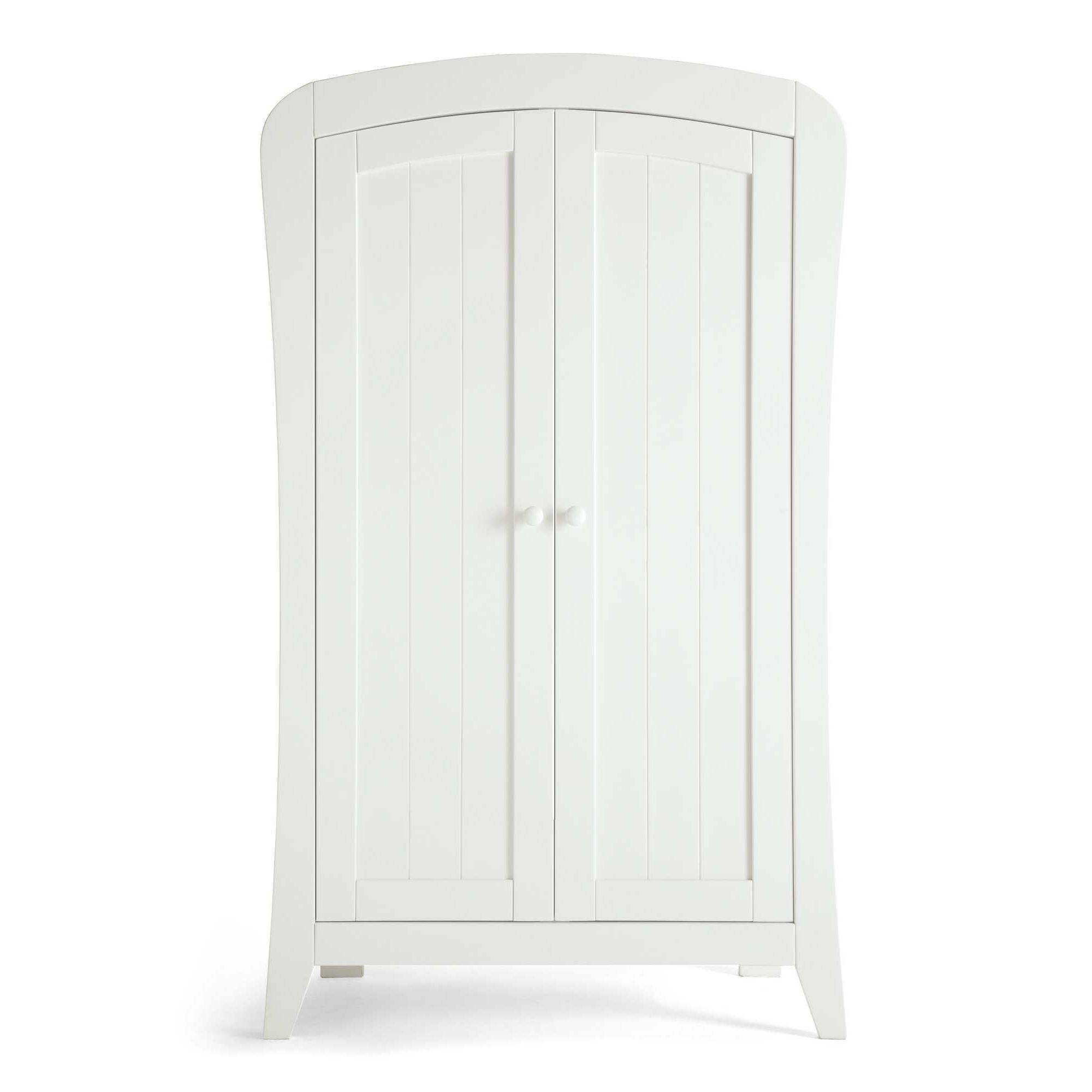 Mamas & Papas - Fern White - Wardrobe at Tesco Direct