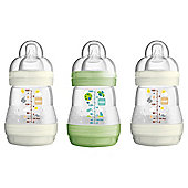 MAM Anti Colic 160ml Bottle 3pk Unisex