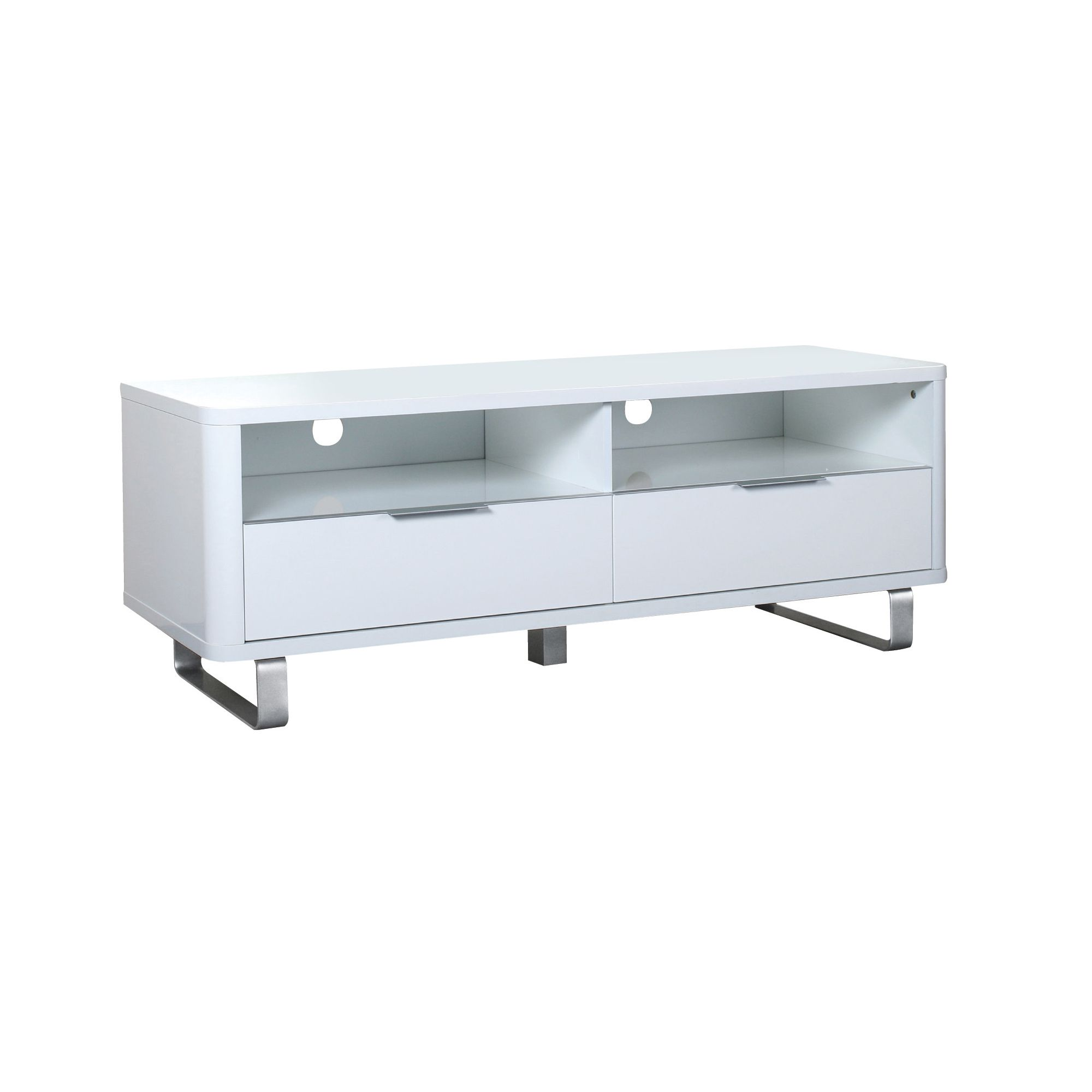 Home Zone Occasional Remedy TV Cabinet - White at Tesco Direct