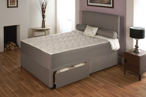 Buy vogue beds memory touch pocket serenity 2000 platform for King size divan bed without mattress