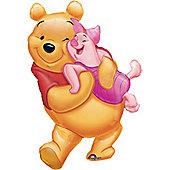 """Winnie The Pooh Balloon - 32"""" Foil (each)"""