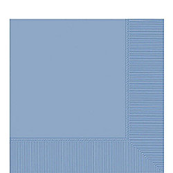Baby Blue Luncheon Napkins - Paper