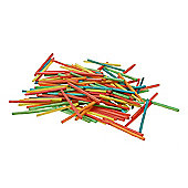 Matchsticks Assorted Colours 1000 Pack