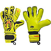 Ho Ghotta Gecko Roll Finger Goalkeeper Gloves - Yellow