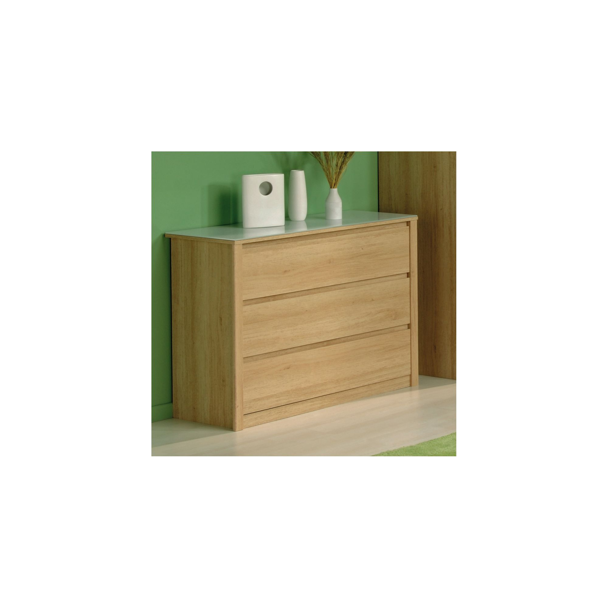 Parisot Spa 3 Drawer Chest at Tesco Direct
