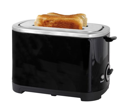 Russell Hobbs RH8580 2 Slice Sylis Toaster - Red
