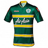 2013-14 QPR 3rd Lotto Football Shirt (Kids) - Green