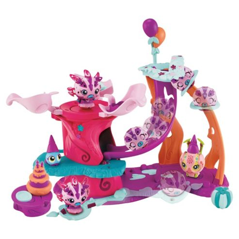 Zoobles Spikes Birthday Playset