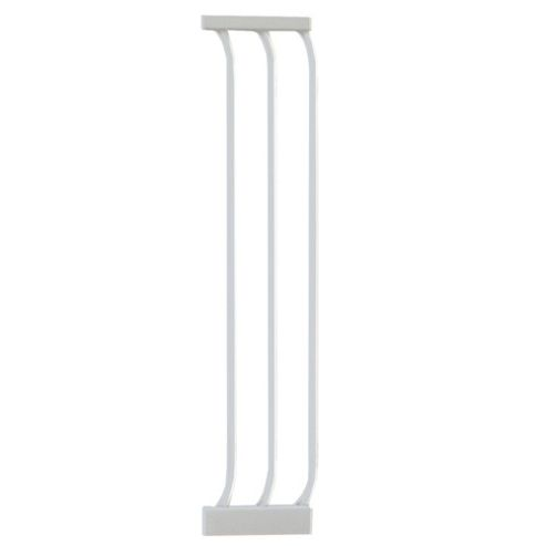 18cm Gate Extension - For Safety Gates F160W/F170W WHITE - F171W - Dreambaby